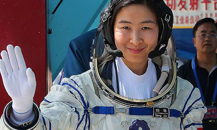china to send first woman into space on saturday