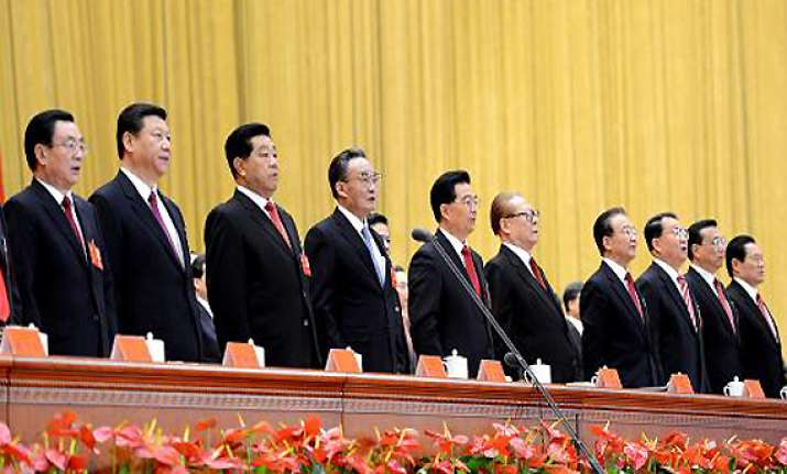 china will not copy western political system says hu