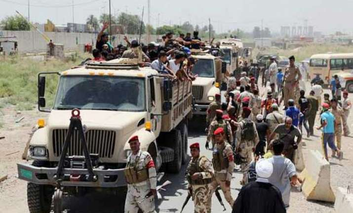 1 200 chinese evacuated to baghdad from war hit city