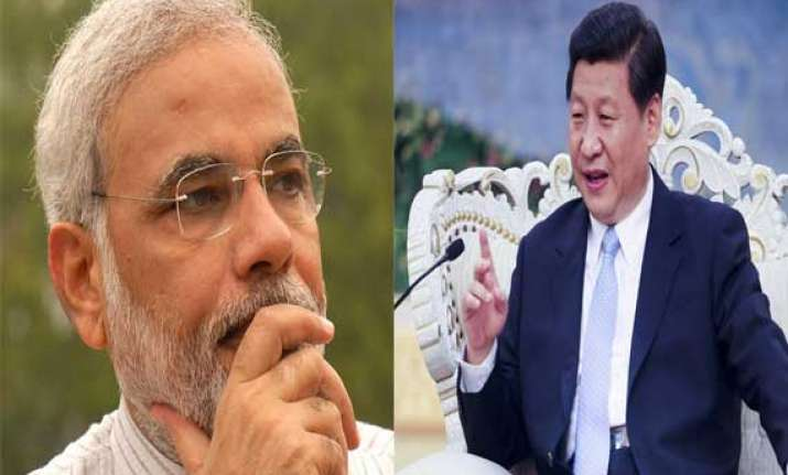 chinese investments border issues to top modi xi meeting