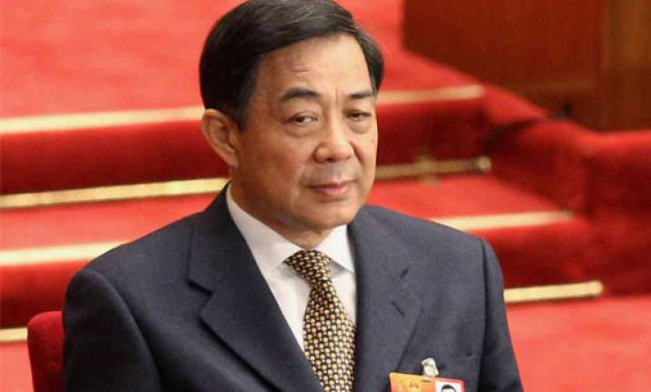 chinese leader bo xilai to stand open trial on bribery