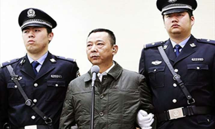 chinese mining tycoon sentenced to death
