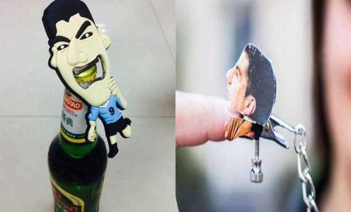 chinese website sells suarez bite bottle openers