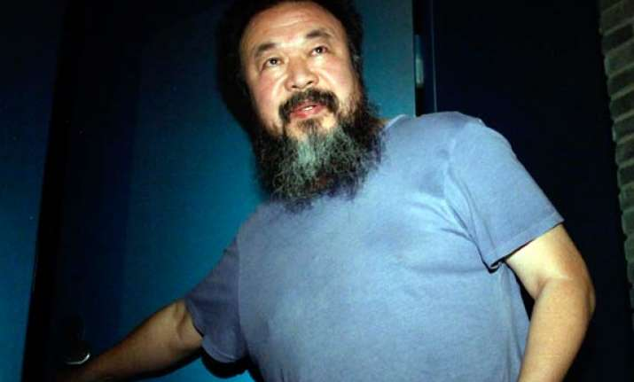 chinese artist ai weiwei freed after 3 months of detention