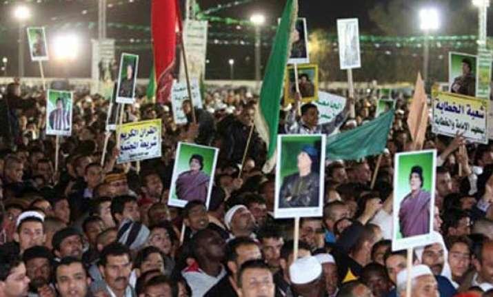 clash breaks out in benghazi libya
