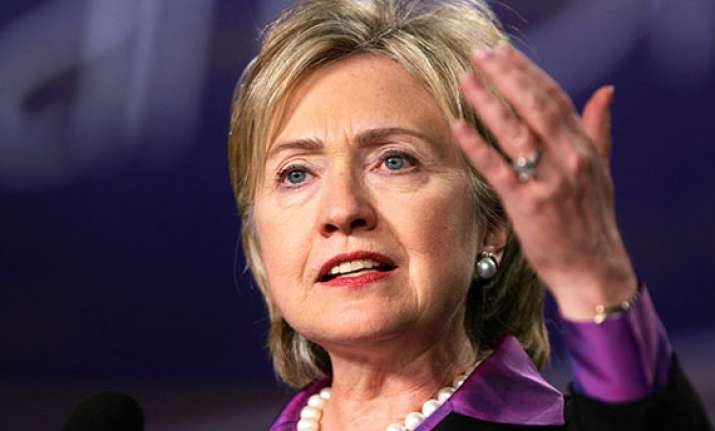 clinton says us should learn from india
