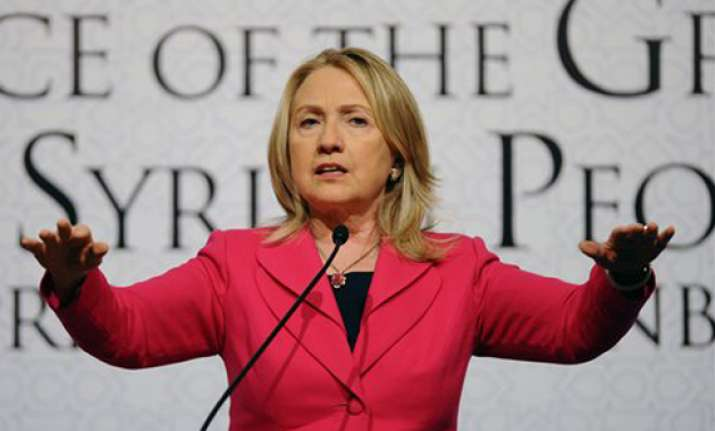 clinton warns iran time not infinite for talks