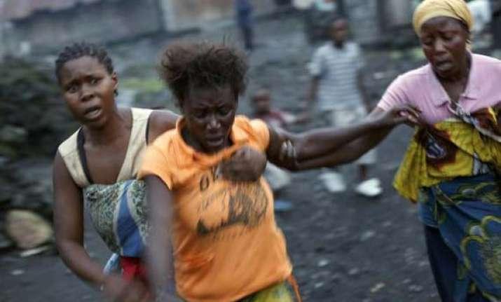 congo govt. rebels begin talks in uganda