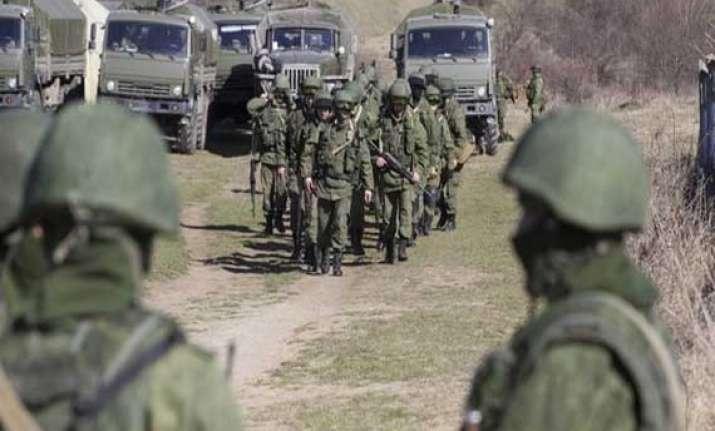 crisis in ukraine takes dangerous turn russia