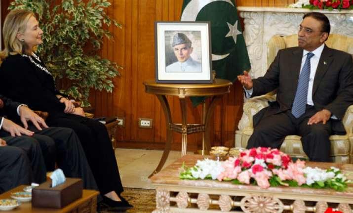 criticism undermining struggle against militancy zardari