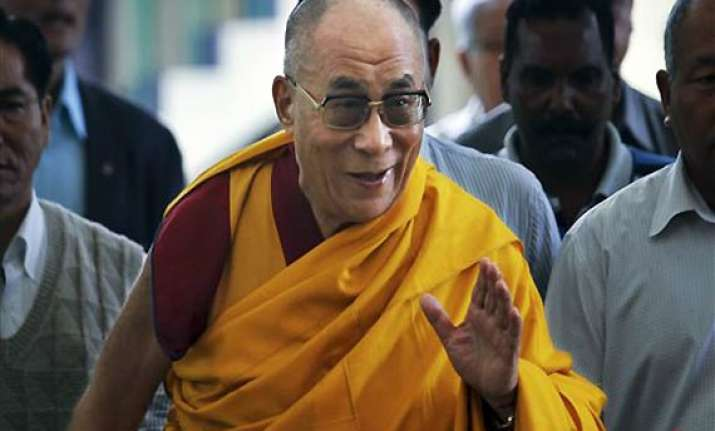 dalai lama says no role for china in picking heir