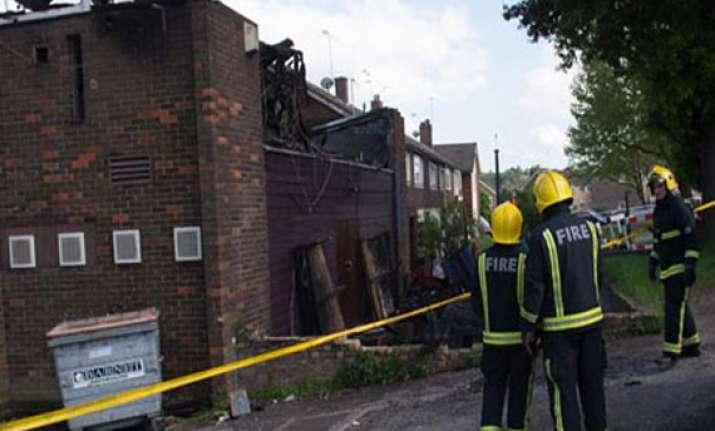 darul uloom school in london set on fire