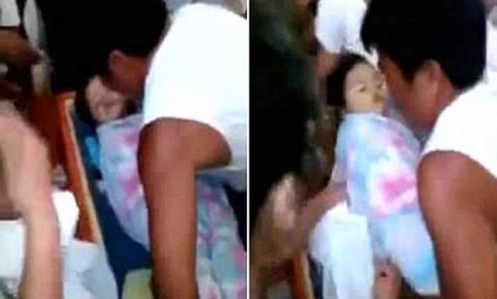 dead girl wakes up at her own funeral in philippines