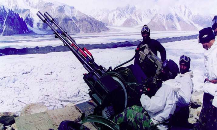 deadlock over siachen withdrawal at india pak talks
