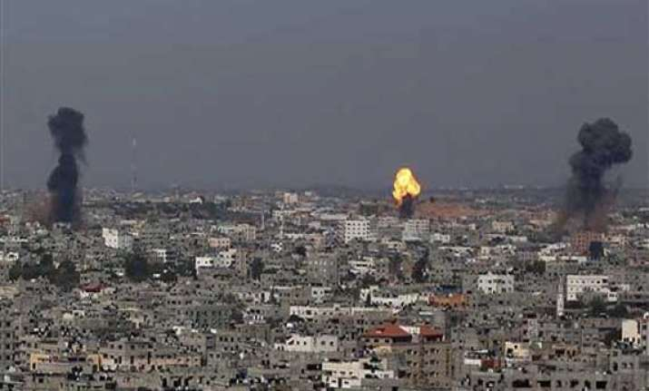 death toll in gaza rises to 170