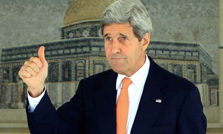deepening ties with india is strategic imperative john kerry