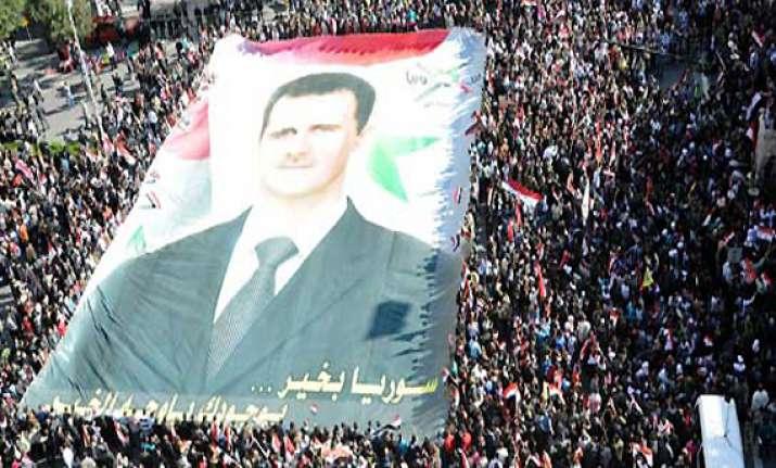 defiant assad vows not to quit as arab deadline passes