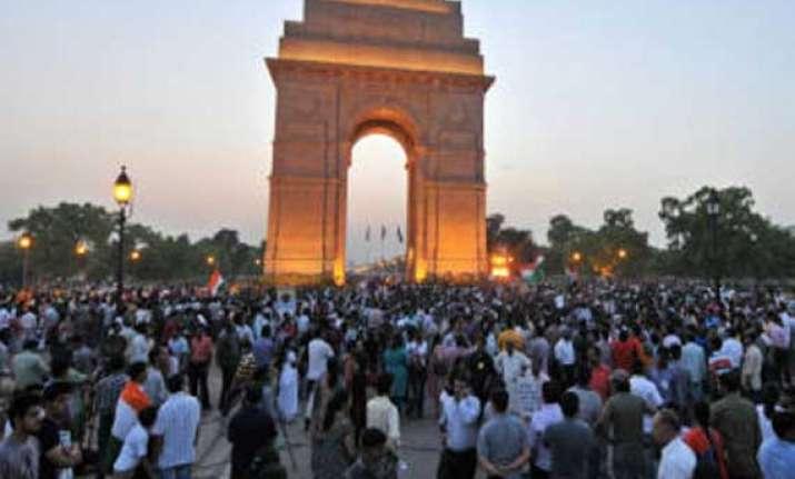 delhi becomes world s second most populous city