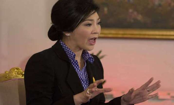 deposed thai pm yingluck indicted to face impeachment