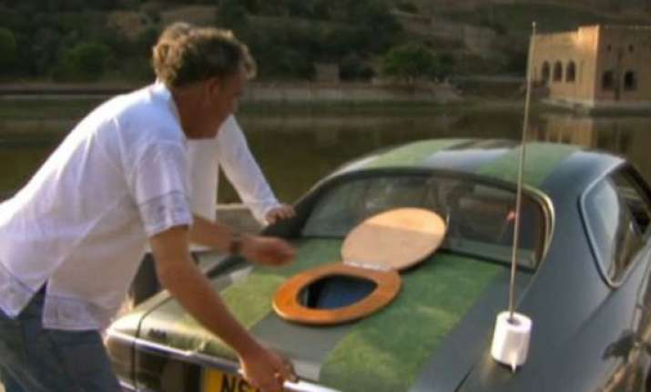 did not insult india insist bbc top gear producers
