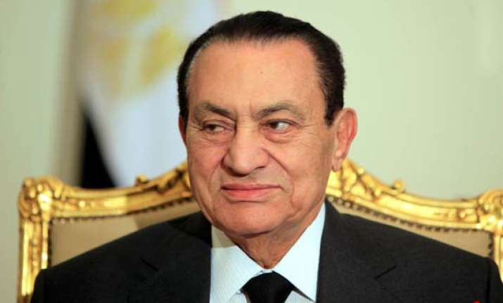 doctor says mubarak did not have stroke
