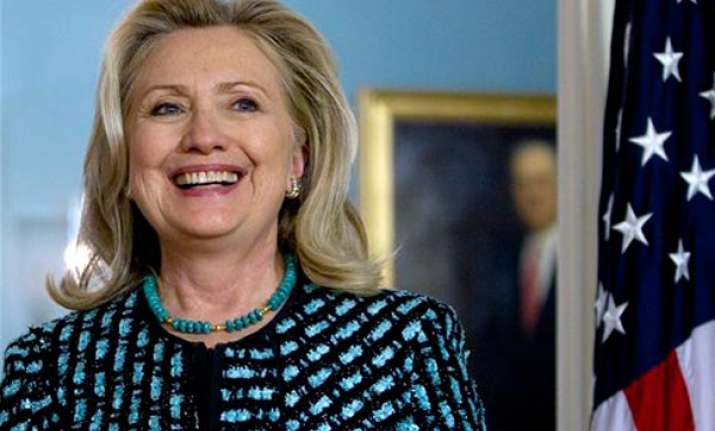 door still open for talks with taliban says clinton