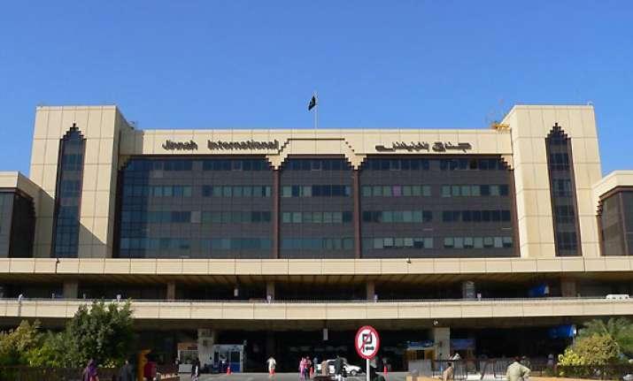 drama at karachi airport after hijack threat