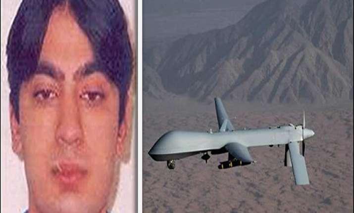 drone strike kills top al qaeda operative in pakistan us