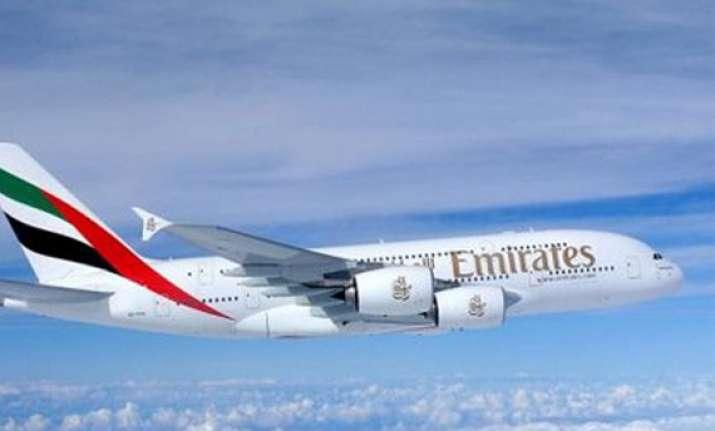 dubai bound emirates plane makes emergency landing in sydney