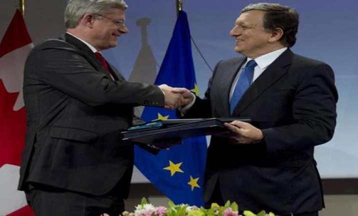 eu canada strike free trade deal