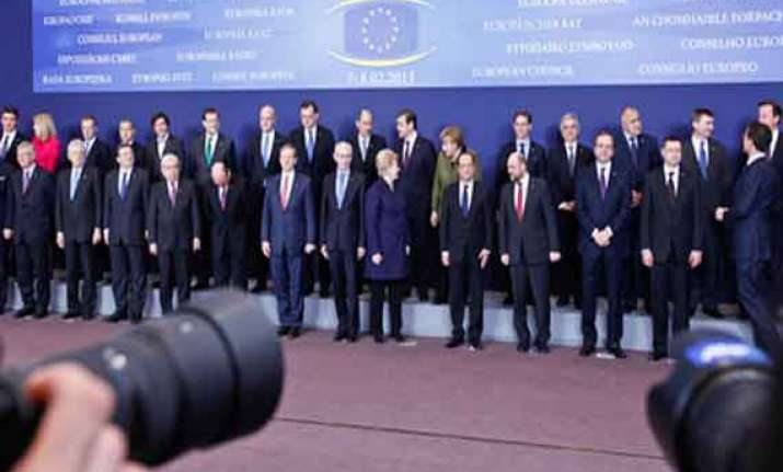 eu summit kicks off amid us spying allegations