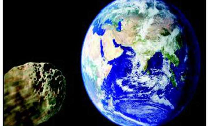 earth had close brush with asteroid thrice the size of a