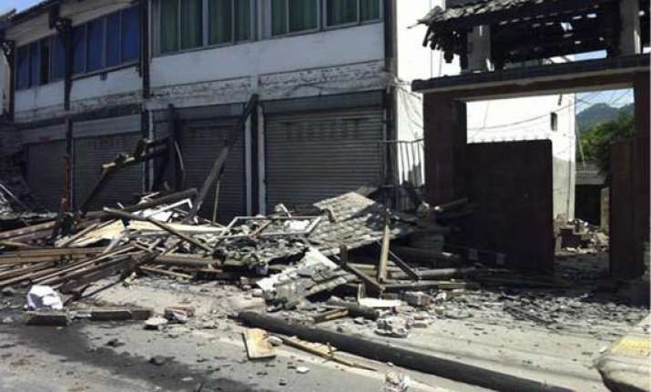 4 killed 10 injured in 5.9 magnitude quake in china