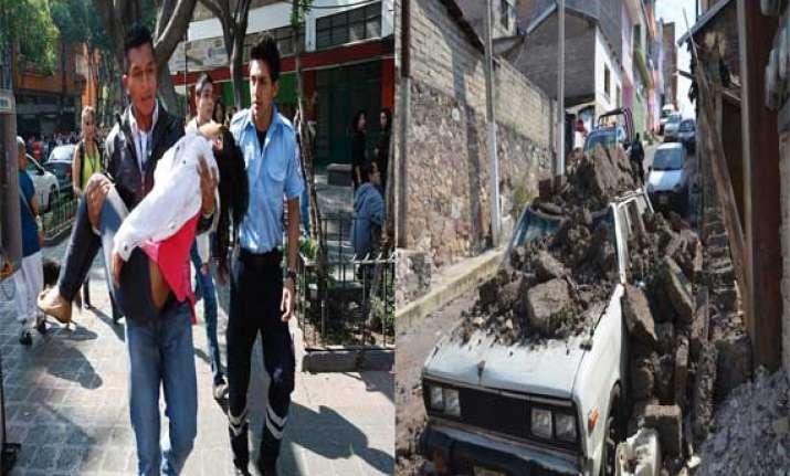 earthquake rocks southern mexico 3 killed
