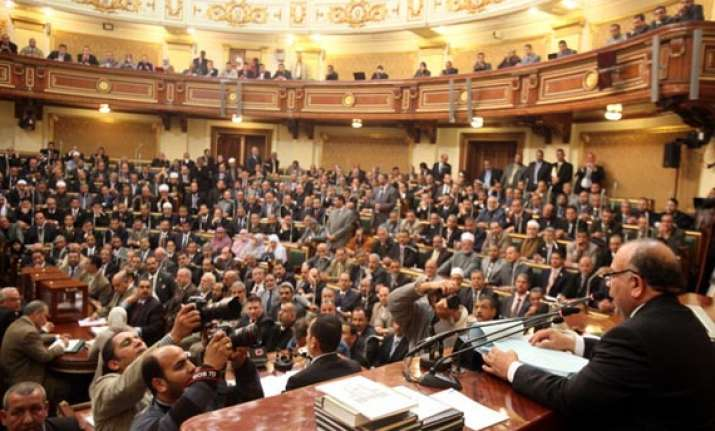 egypt supreme court rules parliament as unconstitutional