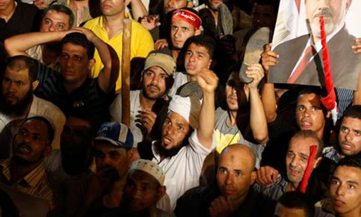 Egypt Unrest: Army suspends constitution, apex court chief ...