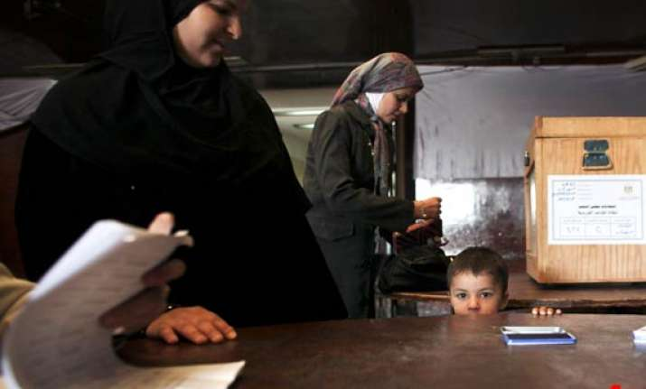 egypt goes to vote again to seal parliament poll