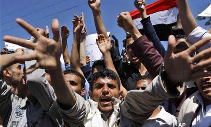 egypt like protests in iran bahrain yemen