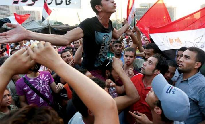 egypt s brotherhood negotiates political deal with military