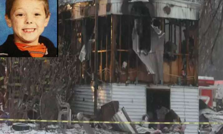 eight year old boy in us saves six in fire dies while