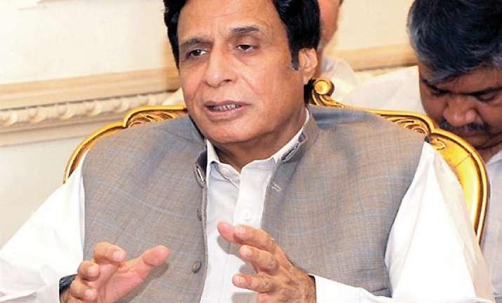 elahi appointed pak deputy prime minister