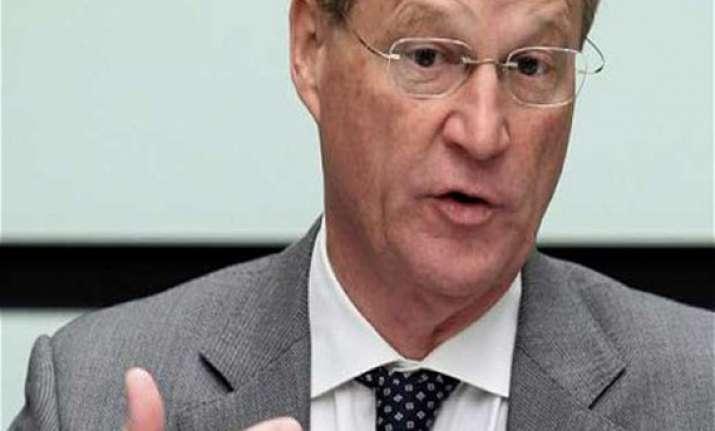 european chief of imf resigns
