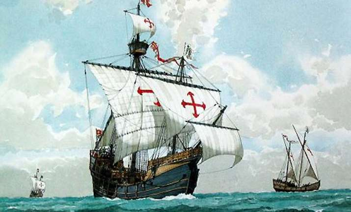 experts believe they have found columbus s santa maria