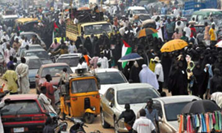 explosions rock nigeria s populous northern city