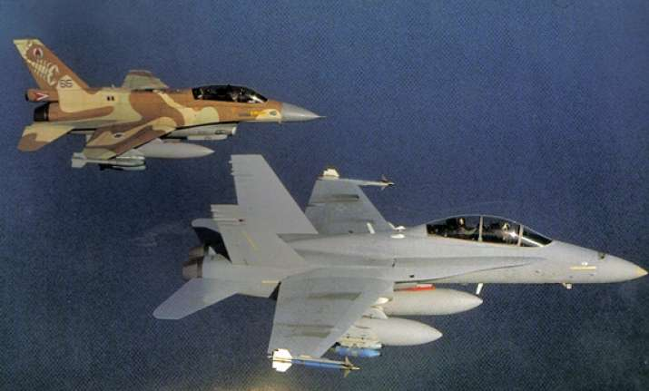 f16 f18 would have provided india unbeatable platforms says