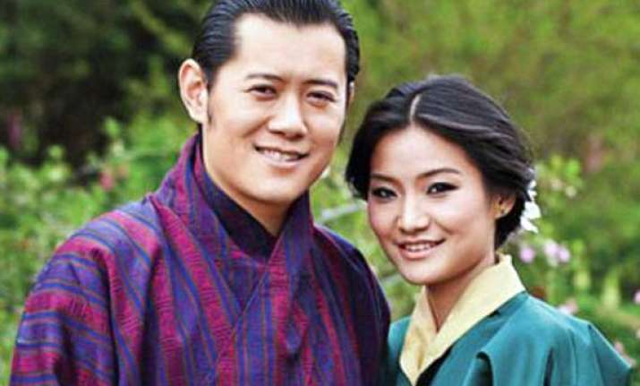 bhutan king set to marry commoner rahul likely to attend