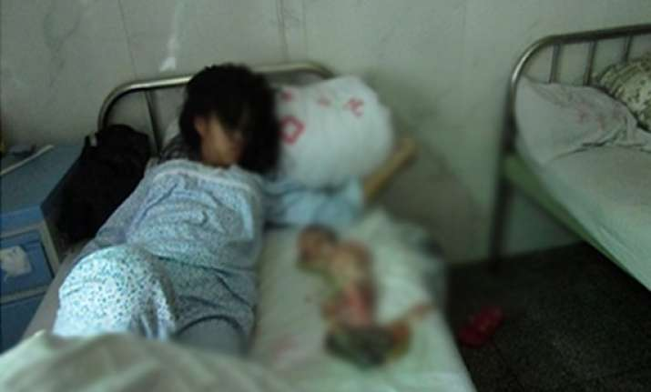 family in forced abortion case harassed in china