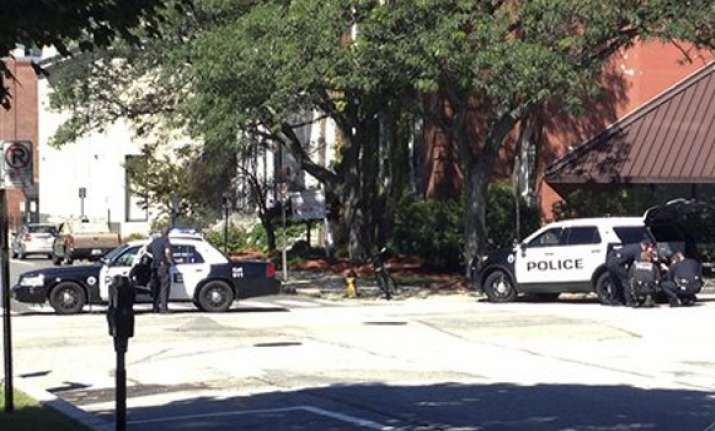 father kills son himself at ywca offices in us