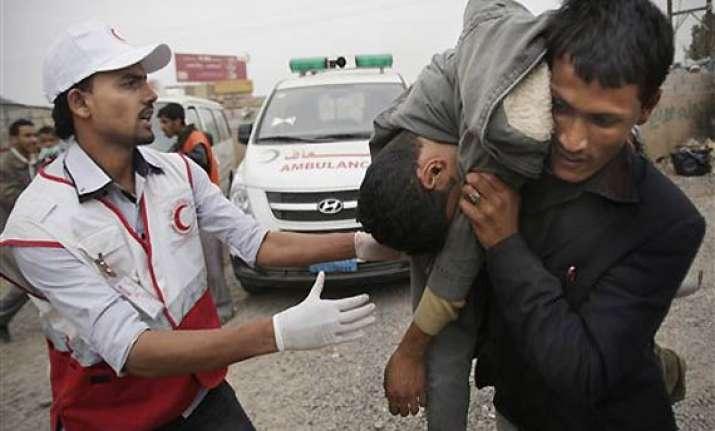 fierce clashes rock yemen capital despite deal