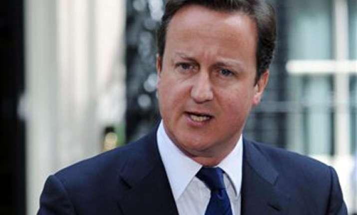 fightback has begun against rioters british pm